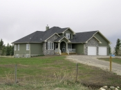 Acreage 1 - Front of Home