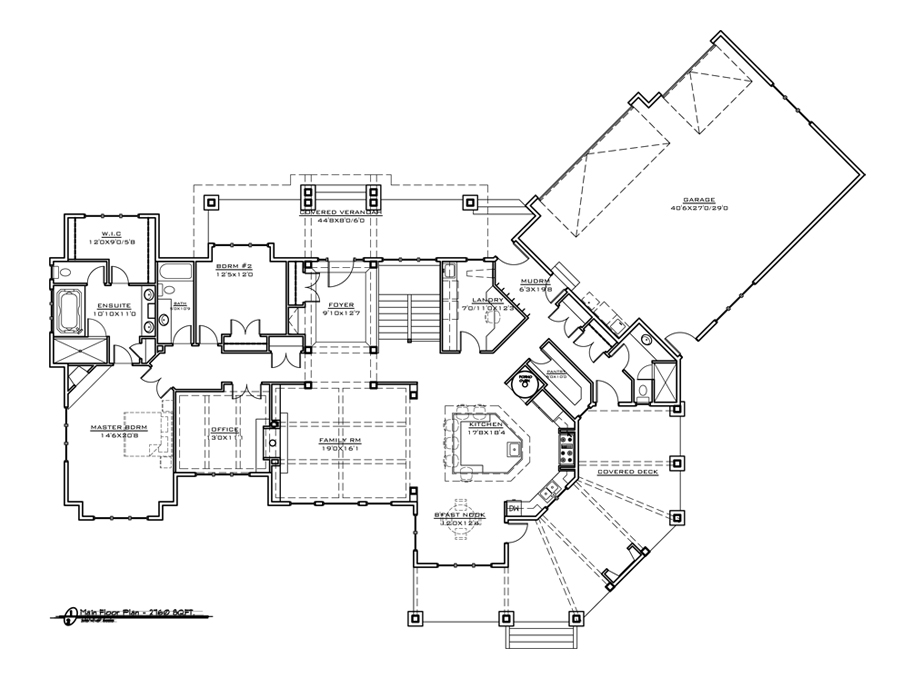 Acreage 2 Home Design on small country house plans