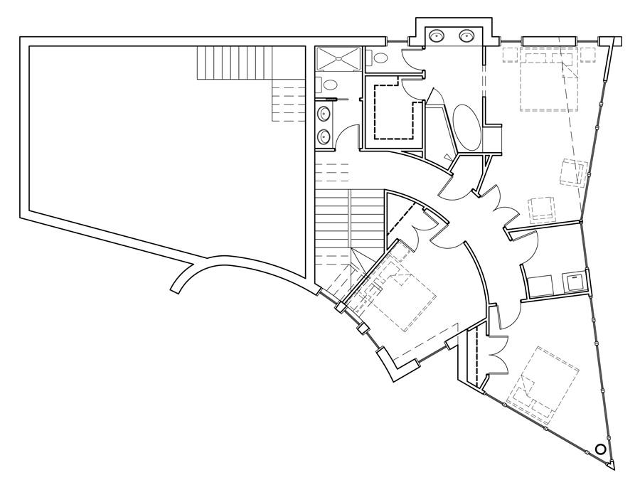 Inner City 1 Home Design Fine Line Homes Calgary Home
