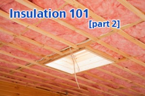 Pink Fiber Glass Roof Insulation