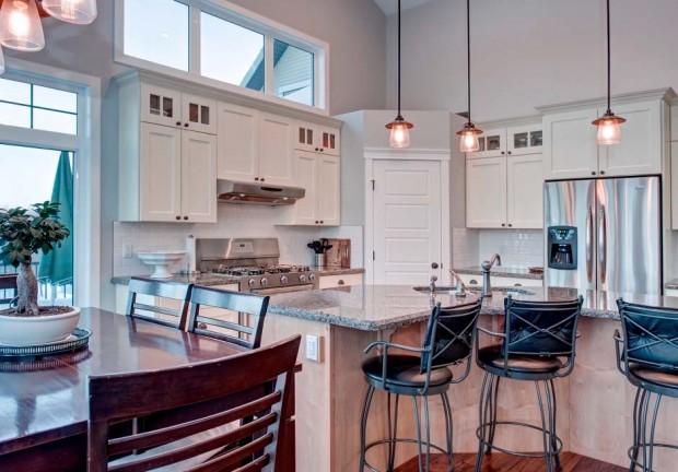 Fine Line Homes Kitchen