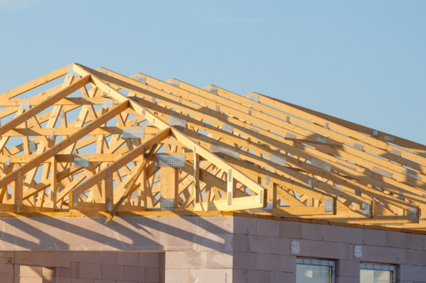 Advantages of Floor and Roof Truss Systems: Fine Line Custom Homes ...