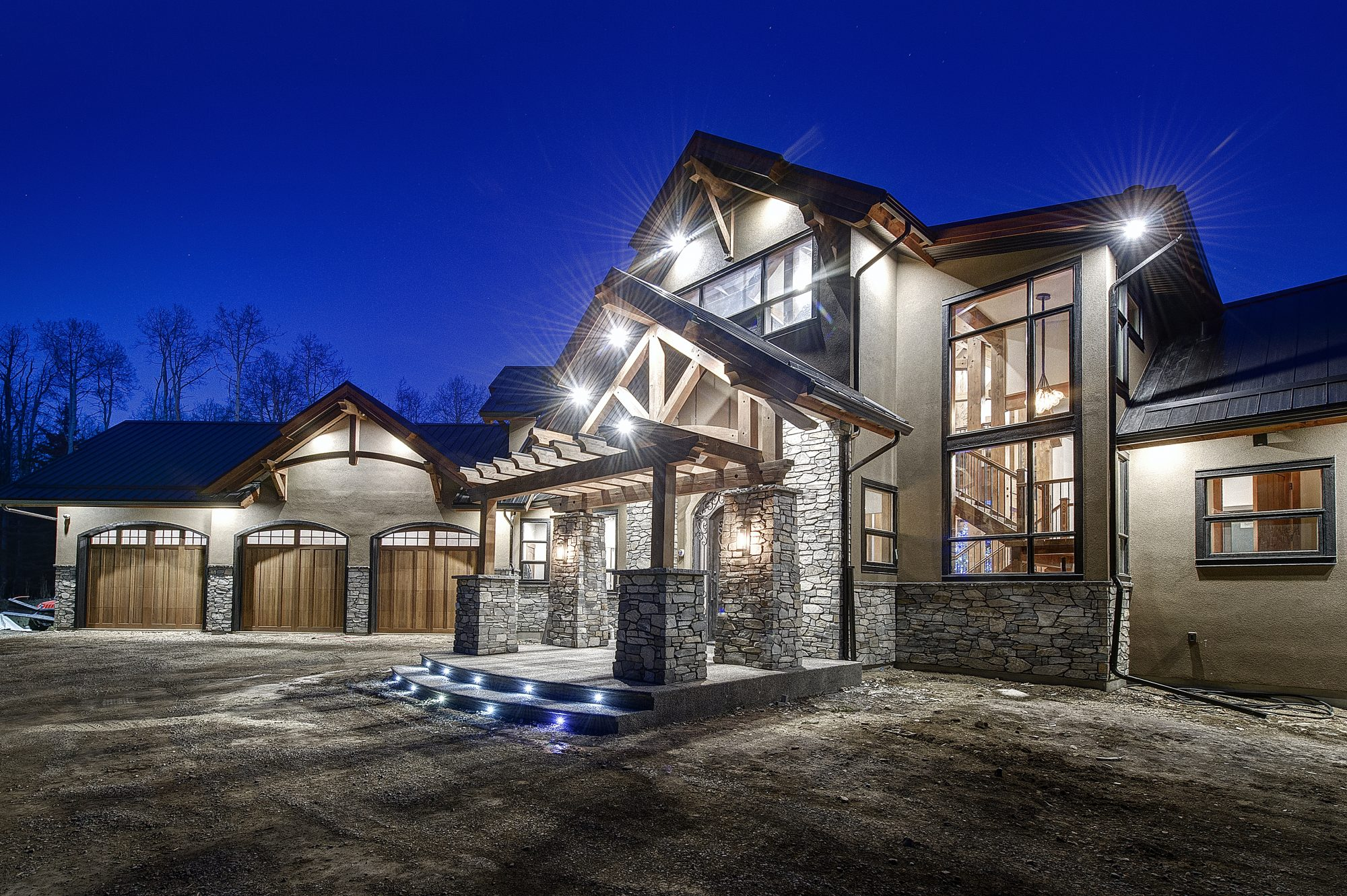 Home design photo gallery fine line homes calgary home for Fine line homes floor plans
