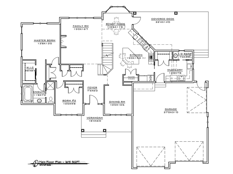 Acreage 1 Home Design Fine Line Homes Calgary Home