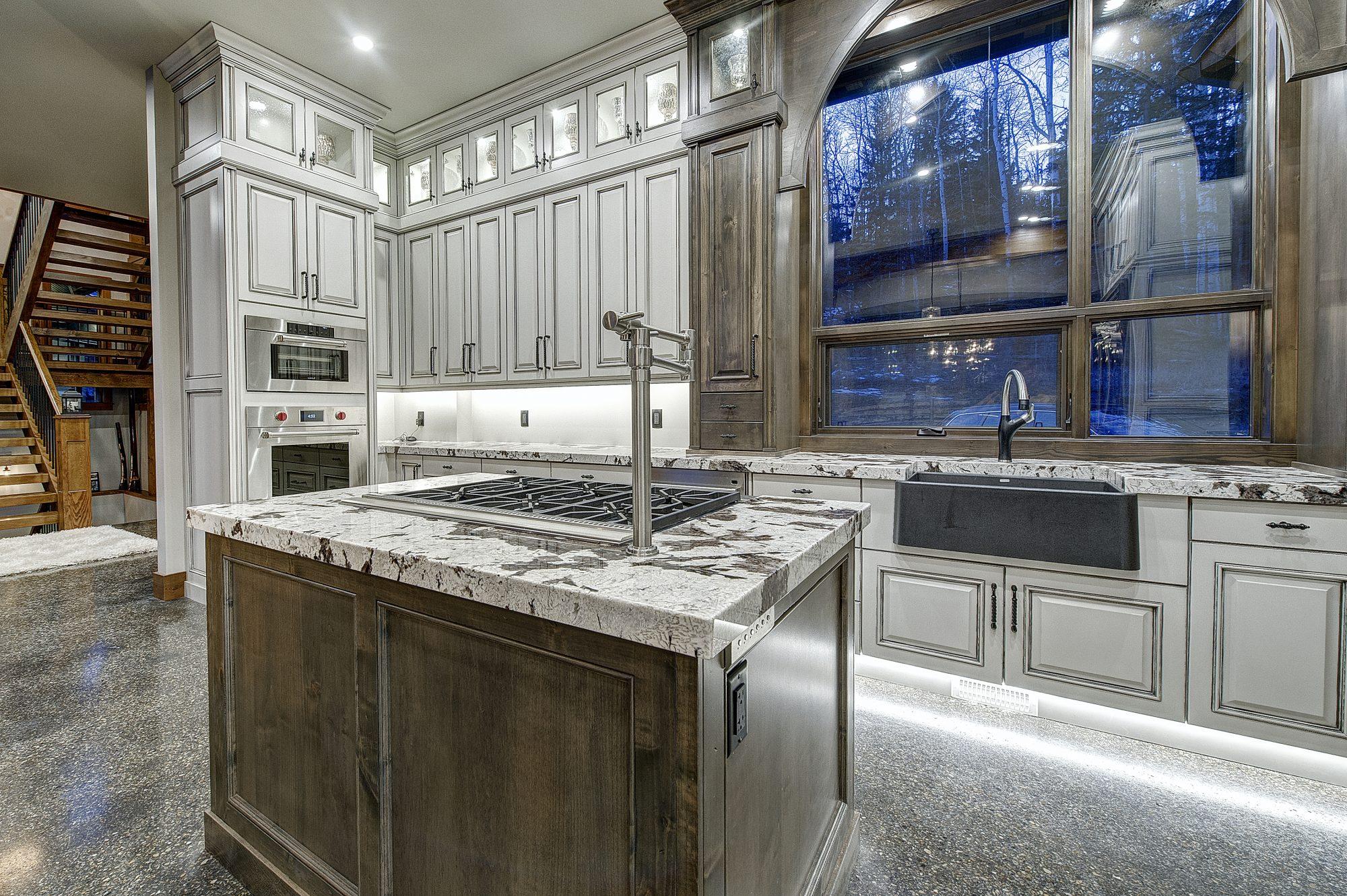 Fine Line Design Art Gallery : Home design photo gallery fine line homes calgary