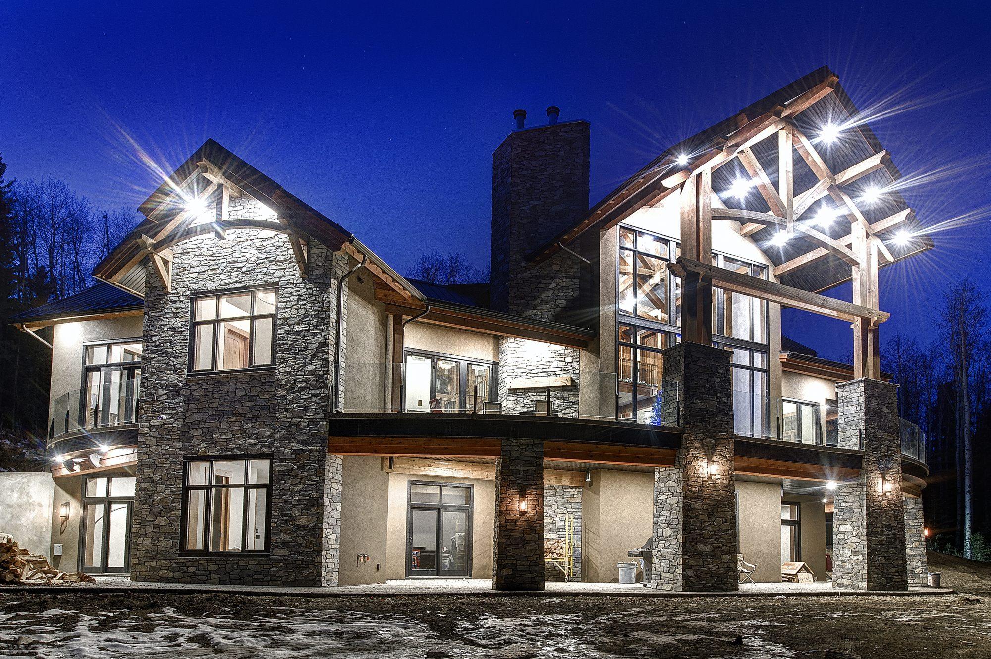 Fine Line Design Art Gallery : Showcase fine line homes calgary home builders